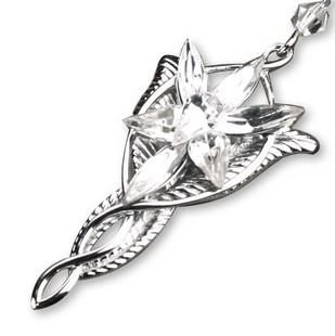 Wholesale arwen evenstar movie lotrvintage lord of the rings wholesale arwen evenstar movie lotrvintage lord of the rings pendant necklace crystal charm silver chains butterfly necklace from unnarjewelry aloadofball Gallery