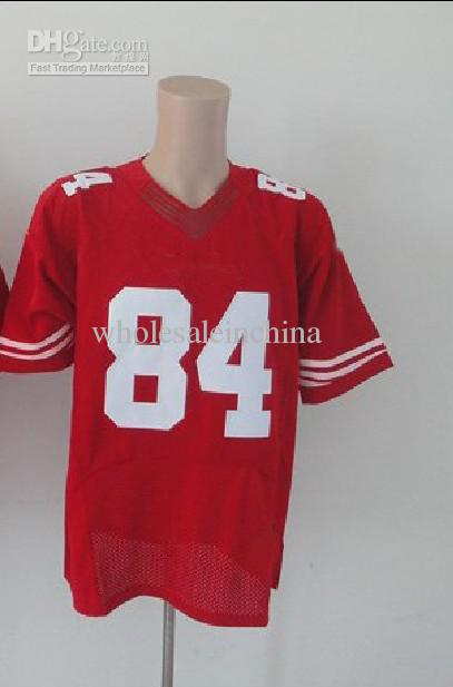 2019 2012 Elite American Football 84 Red Jerseys Rugby Jersey Cheap From Wholesaleinchina, $16 ...