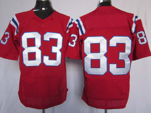 2012 elite american football 83 red jer ey rugby jer ey mix order