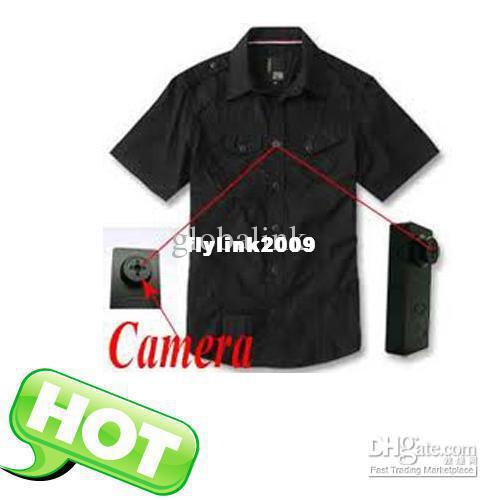 Spy Button Camera 720*480 Spy Camera Hidden Camera Video Voice Recorder DV Cam sc81