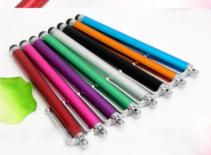 stylet tactile capacitif Pen pour PC tablette téléphone mobile DHL FEDEX Livraison gratuite