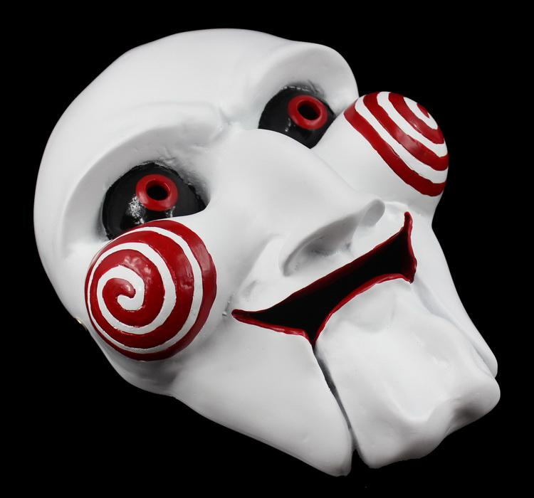 The Theme Of The Film's Over Massacre Chainsaw HalloweenParty Face The Saw Resin Masks Free