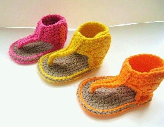 Compre 15% De Descuento! Zapatos De Crochet Sandalias / Zapatos Para ...