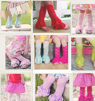 Wholesale Tight Legging Sock Pants - Baby lace legwarm girl legging children Legging girl's Lace legwarm Girls pants lace Socks Tights