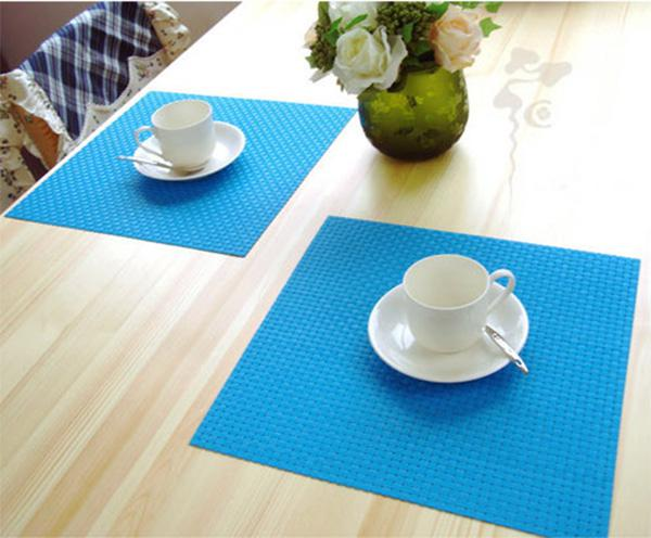Attractive Ful Round Square Placemats Coaster Bowl Pads Potholders Non Slip Insulation  Mats From Aixinjllj, $26.24 | Dhgate.Com