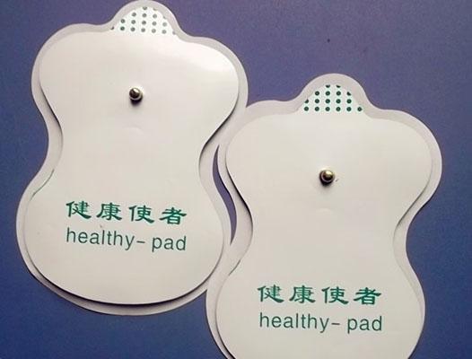Healthy-Pad forTens иглоукалывание Цифровая терапия массажер физиотерапия машина, электрод колодки 600 шт.