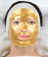Wholesale Popular hot Collagen Gel Face Mask contains Hylauronic Acid K Gold d Silk