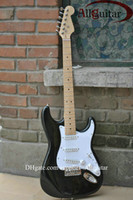 Wholesale Eric Clapton Guitars - HOT SALE black st Eric Clapton Signature Maple fingerboard electric guitar