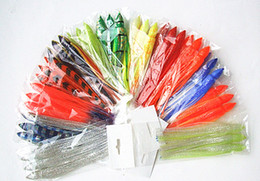 $enCountryForm.capitalKeyWord Canada - 5.5inch 6.5inch Octopus Skirt Lure Fishing Lure Fishing Tackle Trolling Bait Soft Bait Big Game Fishing Lure color Mixed