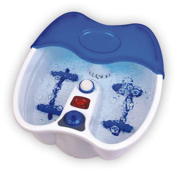 Newest Foot Massage Tub Foot Spa Foot Detox Machine For Health Care  Detoxifying Foot Bath Electric Pedicure File From Aokay, $190.8| Dhgate.Com