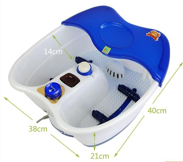 newest foot massage tub foot spa foot detox machine for health ...