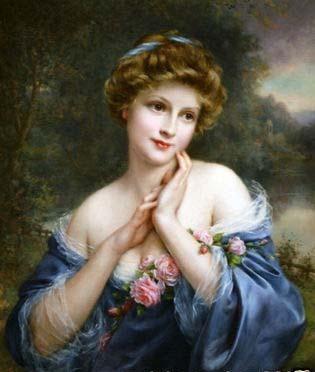 2017 100% Handicrafts Pop Art Oil Painting:Woman's Portrait 24x36 ...