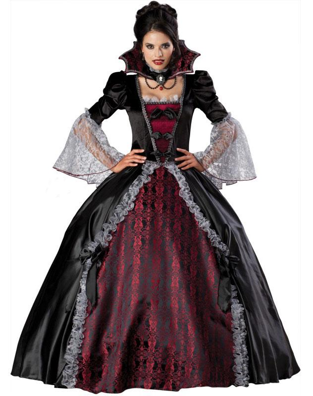 cosplay vampires sexy halloween costumes for women vampiress of versailles elite adult costume victorian uniforms outfits h39120 infant halloween costume - Halloween Costumes Victorian