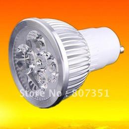 2019 große led-streifen Ersetzen Sie die 50-Watt-Hochleistungs-Rotundity CREE Gu10 4X3Watt 12Watt LED-Glühlampe. Ultra-helle 700 Lumen