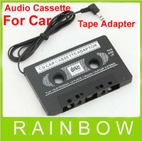 Wholesale Lowest Price RA mm Car Vehicle Audio Stereo Cassette Tape Adapter for MP3 Player Phone