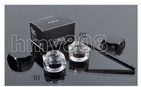 Wholesale Gel Eyeliner 3g - Free Gift!!!NEW EYELINER GEL BLACK AND BROWN 3G (120pcs lot)