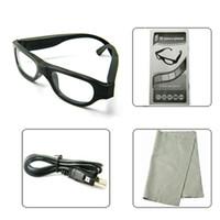 Wholesale Spy Eyewear Hd - free shipping 4GB HD 720P Eyewear Spy Sunglasses Hidden Camera with 5 Mega Pixels CMOS