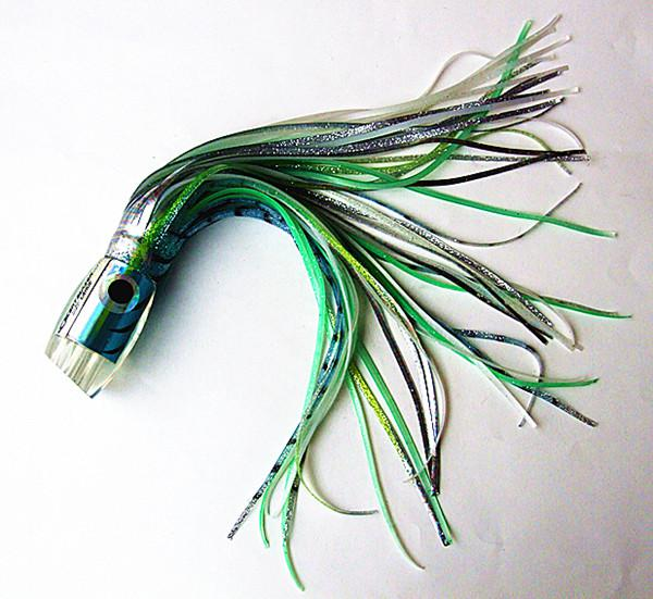 14Inch 16inch Big Fishing Lure Octopus kjol Lure Fiske Tack Lure Soft Bait Sea Game Trolling Lure Resin Head With Octopus kjol