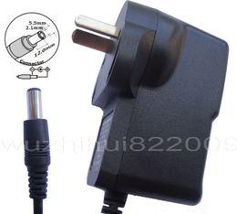 Wholesale 9v 5v Power Supply - 1PCS Australia plug AC 100-240V Converter Adapter DC 12V 1A   9V 1A   5V 2A   12V 500mA Power Supply