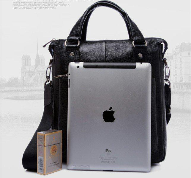 Best Quality 100% Real Leather Man Bag For Ipad,Designer Men ...