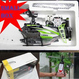 Wholesale Helicopter Rc Smallest - SMALL BOX + CAMERA MJX F45 4CH rc helicopter with camera 70cm 2.4G LCD Controller English manual can