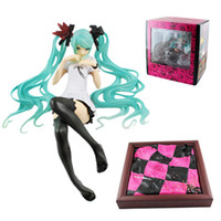 Wholesale Nib Painting - New ! World is Mine Supercell Feat. Hatsune Miku 22 cm Painted Figure NIB
