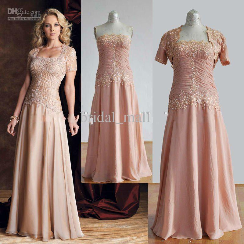 gowns for mother of the groom