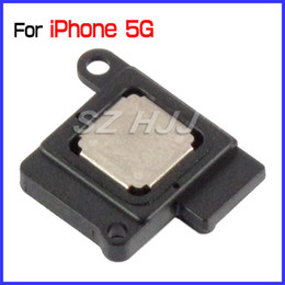 Wholesale Iphone5 Speakers - Original Earphone For iPhone 5 Brand New Earpiece Ear piece Speaker Replacement For iPhone5