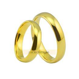 Anillo de anillo masculino de las señoras de moda anillo de oro de tungsteno popular par de oro amarillo disco monástico budista desde fabricantes