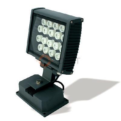 Faretto LED 30W ad alta potenza 18 pezzi Bridgelux LED illuminazione commerciale, architettonica, pubblicitaria, espositiva, decorativa