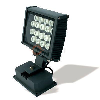Projecteur à LED haute puissance WaterProof 30W 18 unités Bridgelux LED pour éclairage commercial, architectural, publicitaire, d'exposition
