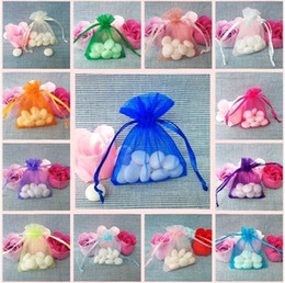 Discount cheap candies - 15%off!jewelry cheap designer bags Wedding Organza Candy Favour Bag (200 500 1000)pcs