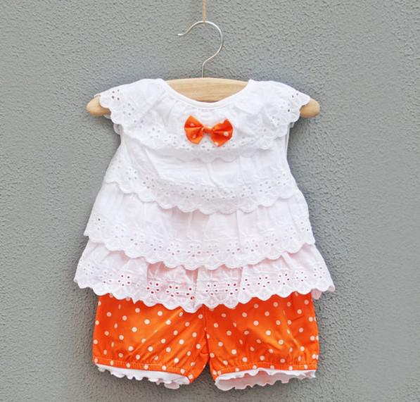 春の子供たちの服ストライプの子供たち衣装糸のスタイルセット素敵な女の子のスーツコート+ショートパンツ