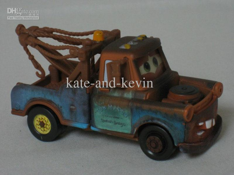 2020 Pixar Cars 2 Toys Mater Tow Truck Time Bomb Version From