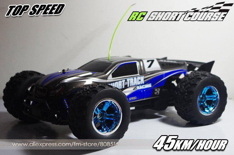 top speed discover s800 1 12 4wd rc short course truck rc monster truck super power ready to. Black Bedroom Furniture Sets. Home Design Ideas