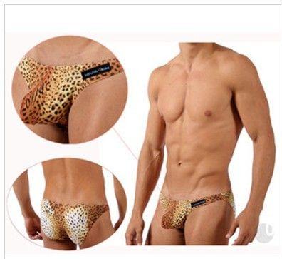 Well possible! see through underwear short boxer brief