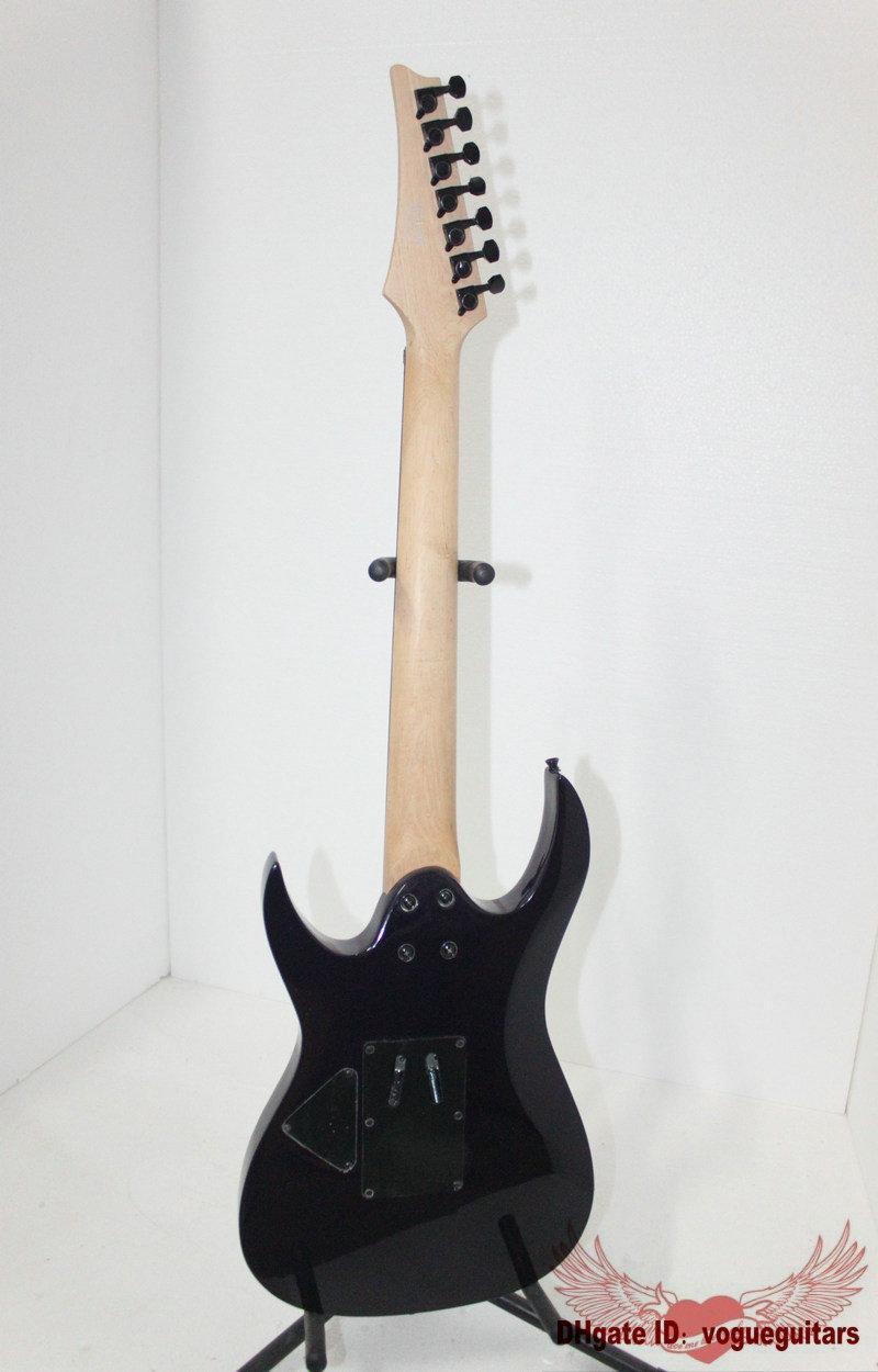 送料無料楽器最新の7文字列エレキギター高品質安いA53