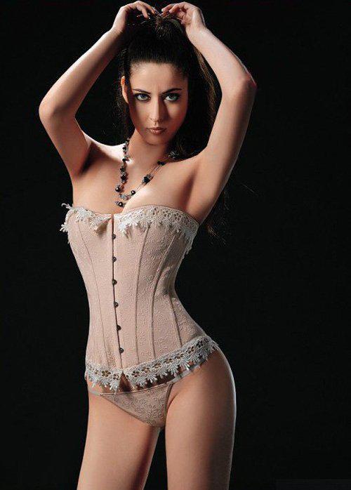 Carmen Nude