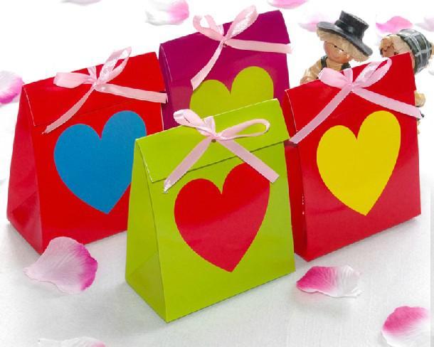 abbastanza Candy sacchetti scatola caramelle confezioni regalo personalizzate  XW79