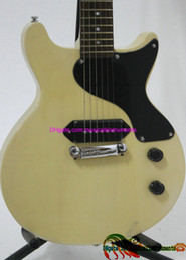 Wholesale Junior Mahogany - Cream Junior Custom Shop Electric Guitar Wholesale From China HOT C2408