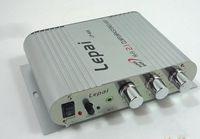 12v verstärker großhandel-Lepai LP-838 3 Kanal Mini Auto Verstärker Stereo-Endverstärker Kostenloser Versand 1 Stück S638