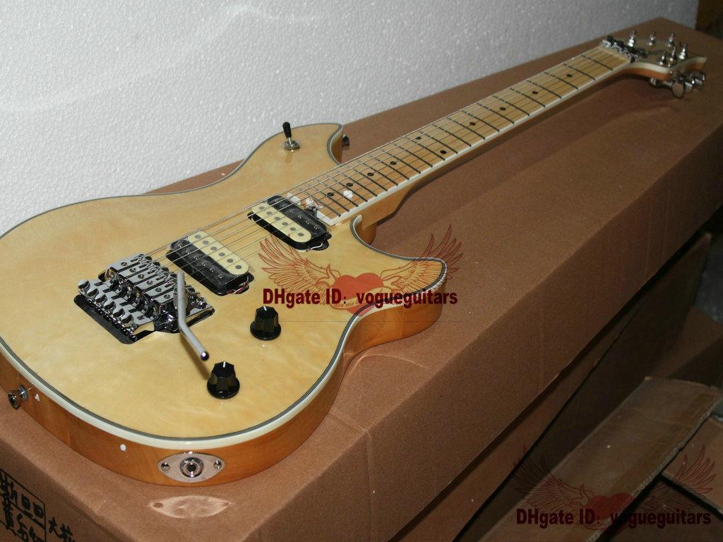 Miglior nuovi ondulata crema della chitarra elettrica di trasporto C10