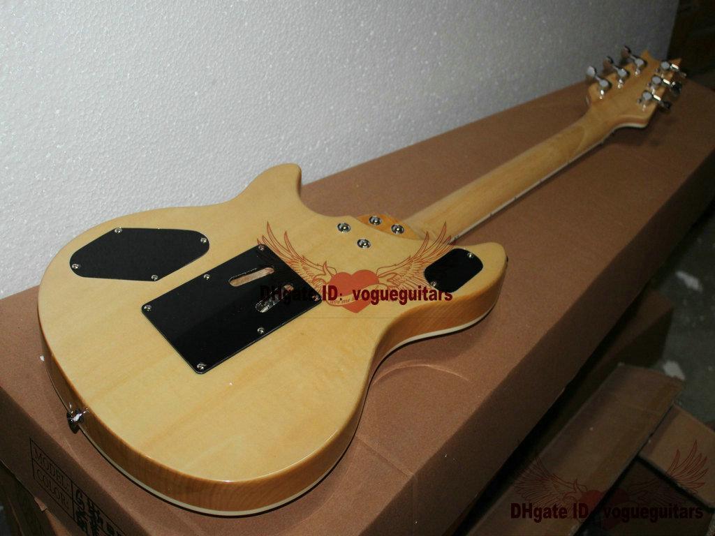 最高の最新クリームウェーブエレクトリックギター送料無料C10.