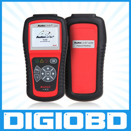 Wholesale Autel Autolink Al519 - Autel AutoLink AL519 OBDII CAN Code Reader AL519 Autel New Generation DIY Tool car obd2 code scanner