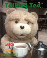 "Wholesale Ted Bear Talk - New 24"" Talking Teddy Bear The Movie Man's Ted Bear Nacked Plush Toys Dolls"