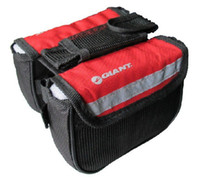 Wholesale Giant Saddle - Lowest Price color 2012 New Giant Bicycle Bag Bicycle Saddle Bag Bicycle Accessories