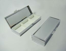 10шт металлический прямоугольник пустые таблетки коробки 3 отсека таблетки контейнер - бесплатная доставка от Поставщики металлические бонги