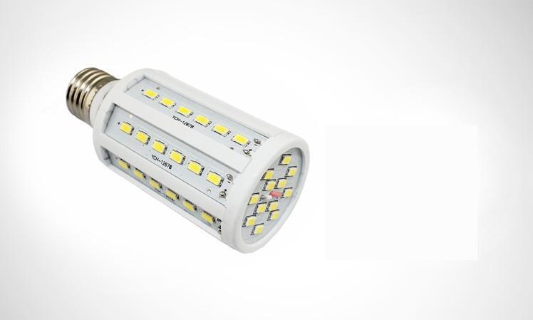 Goedkoop 5 stuk LED-licht LED-maïs licht 15W E27 LED-lamp E14 B22 5630 SMD 60 LED 1800LM Warm Cool White Lamps 110V - 130V 220V - 240V