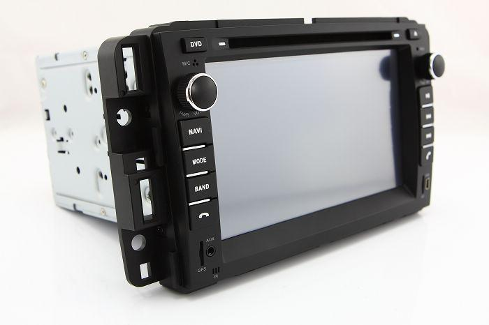 Auto Radio Car DVD Player GPS Navigation for Chevrolet / Chevy Tahoe Suburban with Bluetooth TV USB AUX Map 3G Audio Video Stereo Navigator