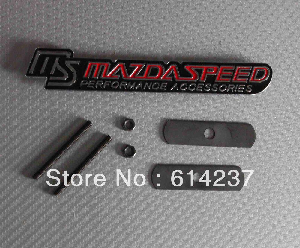 mazdaspeed emblem. 2017 sports badge 3d logo front grille metal emblem hood for ms mazda speed performance accessories from springrated 603 dhgatecom mazdaspeed a